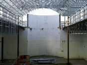 BuildBlock Insulating Concrete Forms (ICF) Energy Efficient College Building Image1