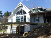BuildBlock Insulating Concrete Forms (ICF) Energy Efficient Lakeside Residence2