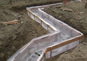Fab-Form Fabric Formwork for concrete footings, columns ...