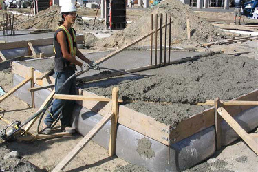 Fab-Form Fastfoot | Fabric Formwork for concrete footings and pad ...